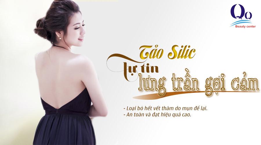 Thẩm  mỹ viện chuyên trị sẹo tốt nhất Hà Nội
