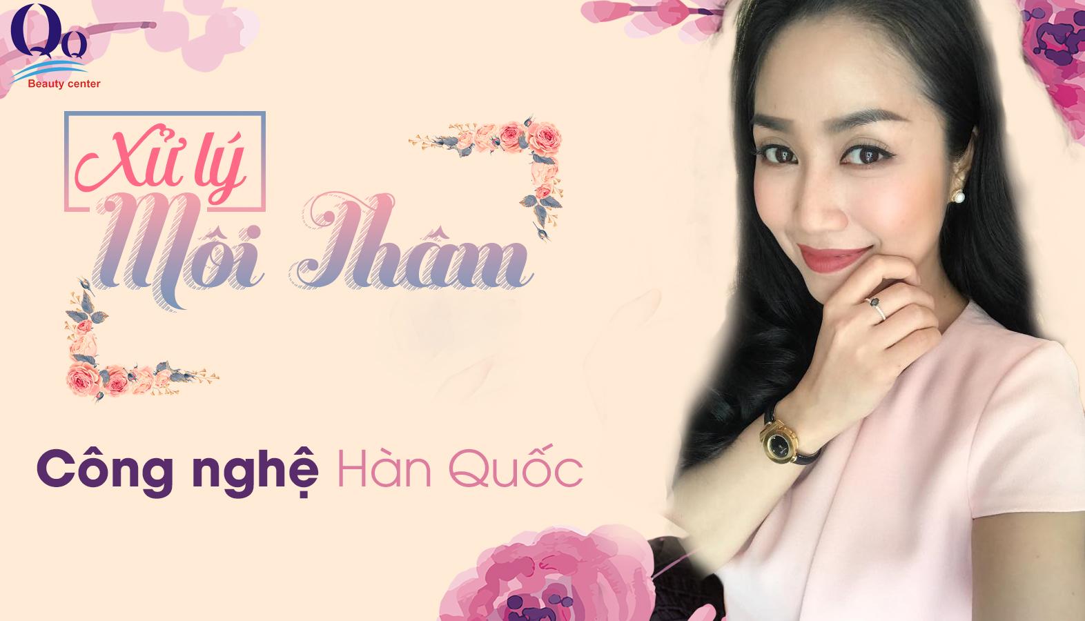 Địa chỉ xăm môi cho nam giới ở Hà Nội