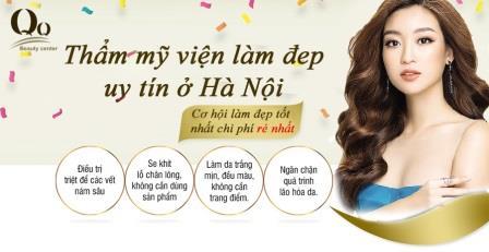 Địa chỉ tẩy nốt ruồi không để lại sẹo ở Hà Nội