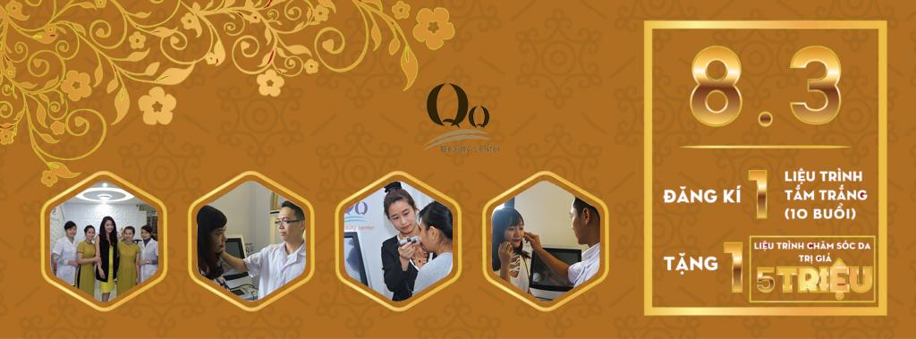 Khuyến mại làm đẹp ngày 8-3 tại thẩm mỹ viện Thanh Quỳnh